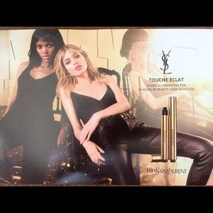 New YSL TOUCHE ECLAT SAMPLE 3 shades